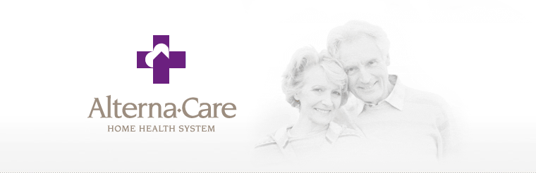 The Alterna-Care Home Health System is the most comprehensive Home Health Care System in central Illinois. Alterna-Care Home Health System in conjunction with Aaron Nursing Services and Hospice-Care of Sangamon County can provide a continuum of care unmatched in central Illinois. - <header image>